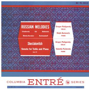 Russian Melodies Product Image
