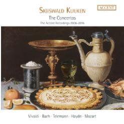 Sigiswald Kuijken: The Concertos