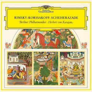 Rimsky-Korsakov: Scheherazade - Vinyl Edition Product Image
