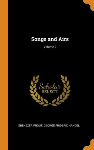 Songs and Airs; Volume 2