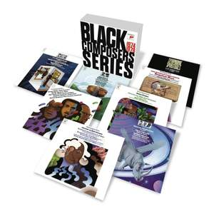 Black Composer Series - The Complete Album Collection Product Image