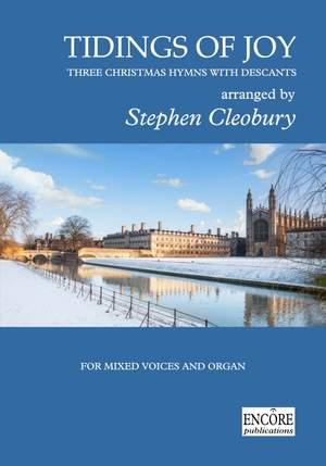 Stephen Cleobury: Tidings of joy