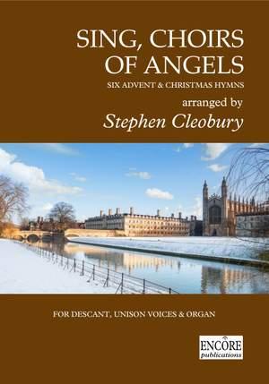 Stephen Cleobury: Sing, choirs of angels