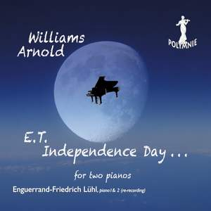 E.F. Lühl-Dolgorukiy: E.T. Independence Day… for Two Pianos