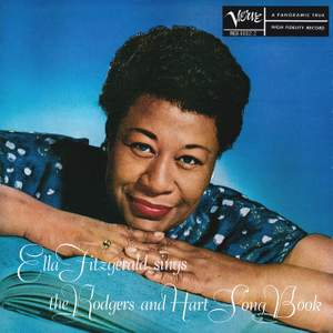 Ella Fitzgerald Sings The Rodgers And Hart Song Book Product Image