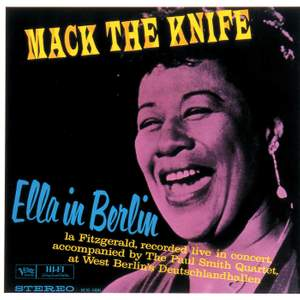 Mack The Knife: Ella In Berlin Product Image