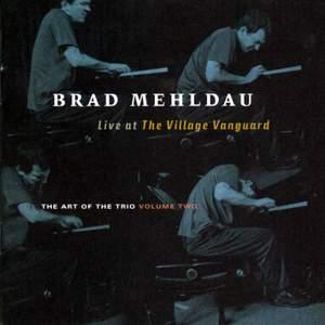 Brad Mehldau - The Art Of The Trio Volume 2 Product Image