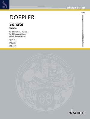 Doppler, A F: Sonata op. 25 Product Image