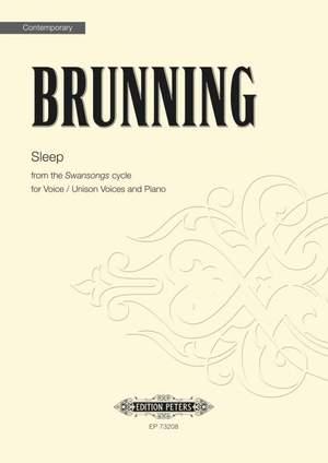 John Brunning: Sleep (From the Swansongs Cycle)