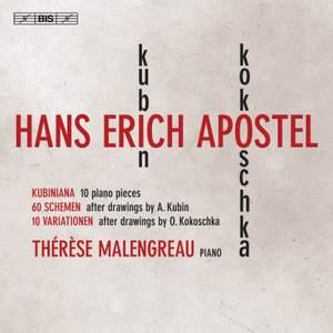 Hans Erich Apostel: Piano Music