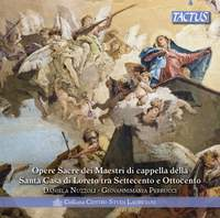 Sacred Works from the masters of the Santa Casa di Loreto in the 18th and 19th centuries