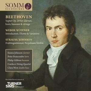 Emma Johnson & Friends: Beethoven, Weber, Küffner, Strauss and Johnson