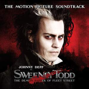 Sondheim: Sweeney Todd - The Motion Picture Soundtrack Product Image
