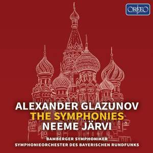 Glazunov: The Symphonies