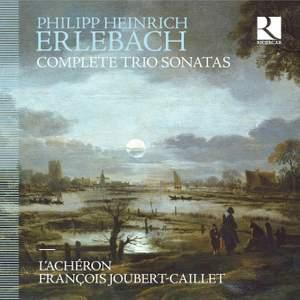 Erlebach: Complete Trio Sonatas Product Image