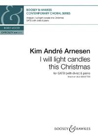 Arnesen, K A: I will light candles this Christmas