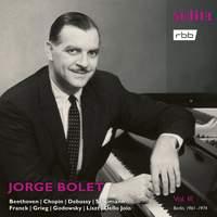 Jorge Bolet Vol III – Beethoven, Chopin, Debussy, Schumann
