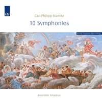 C.P. Stamitz: 10 Symphonies