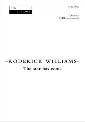 Williams, Roderick: The star has come