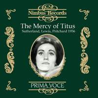 Mozart: The Mercy of Titus