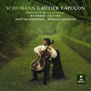 Schumann: Cello Concerto & Chamber Works Product Image