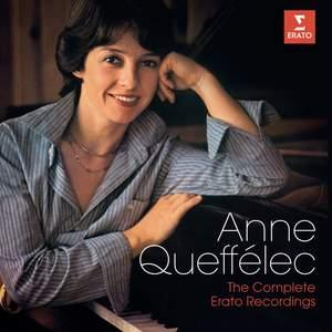 Anne Queffélec - The Complete Erato Recordings