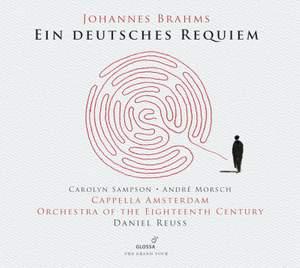 Brahms: Ein deutsches Requiem, Op. 45 (Live) Product Image