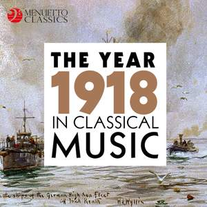 The Year 1918 in Classical Music