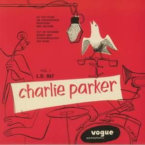 Charlie Parker Vol. 1 - Vinyl Edition