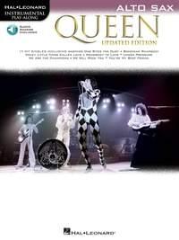 Queen - Alto Saxophone (Book/Audio)