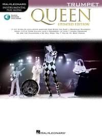 Queen - Trumpet (Book/Audio)