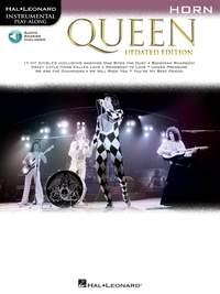 Queen - Horn (Book/Audio)