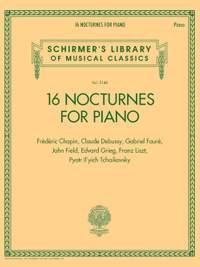 16 Nocturnes for Piano