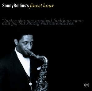Sonny Rollins's Finest Hour Product Image