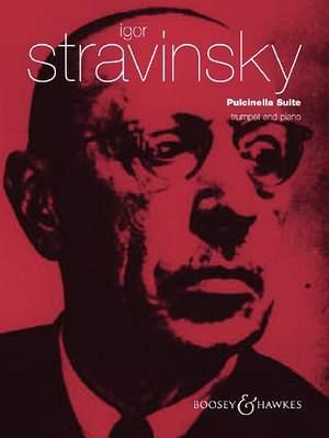 Stravinsky, I: Pulcinella Suite