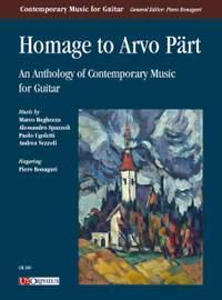 Homage to Arvo Pärt
