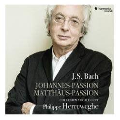 JS Bach: Johannes und Matthäus Passionen