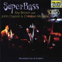SuperBass (Recorded Live At Scullers)
