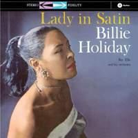 Lady in Satin (vinyl)