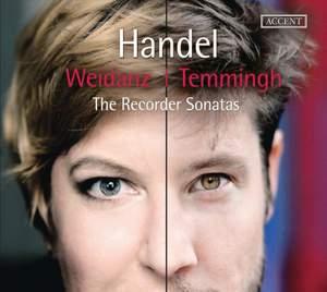 Handel: The Recorder Sonatas Product Image
