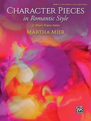 Mier, Martha: Character Pieces 2 (piano)