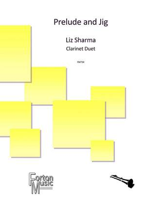 Sharma, Liz: Prelude and Jig