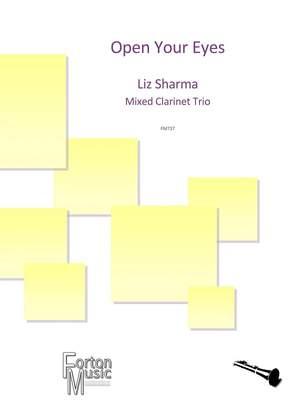 Sharma, Liz: Open Your Eyes