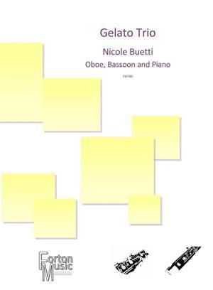 Buetti, Nicole: The Gelato Trio