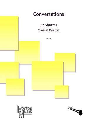 Sharma, Liz: Conversations