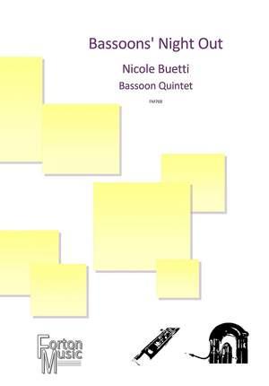 Buetti, Nicole: Bassoon's Night Out