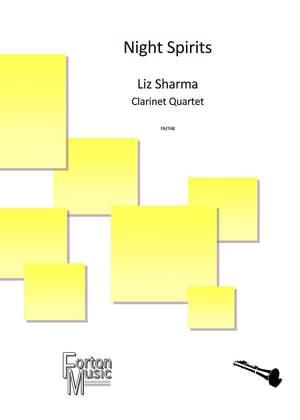 Sharma, Liz: Night Spirits