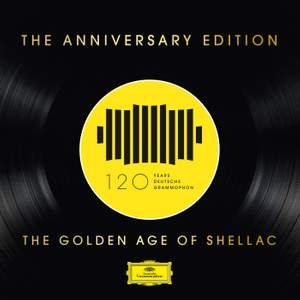 The Golden Age of Shellac - The Anniversary Edition Product Image