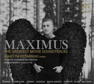 Maximus: The Greatest Movie Soundtracks Product Image