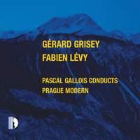 Fabien Lévy: Querwüchsig & Small Treatise of Love and Geometry - Grisey: Vortex temporum